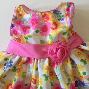 American Princess Baby Girl Dress 6M